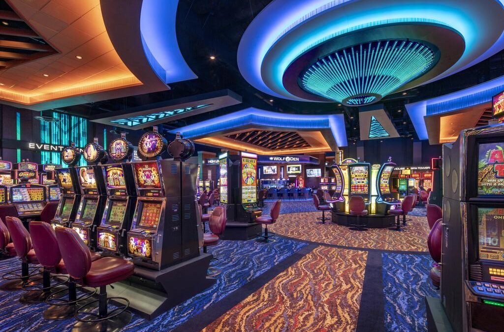 Exactly How To Play Slot Machines: Tips And Guidelines