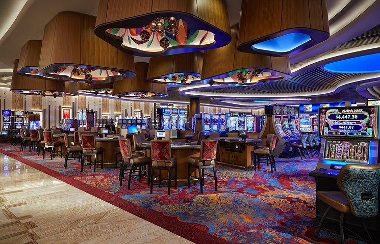 Casino Once More To Essentials