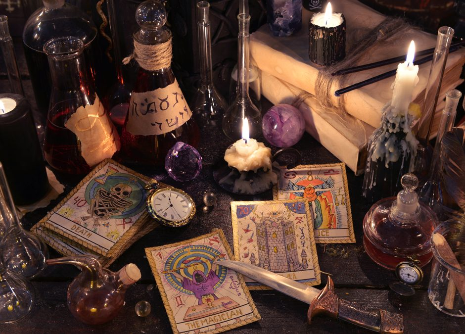 Time-examined Methods To Black Magic Love Spells