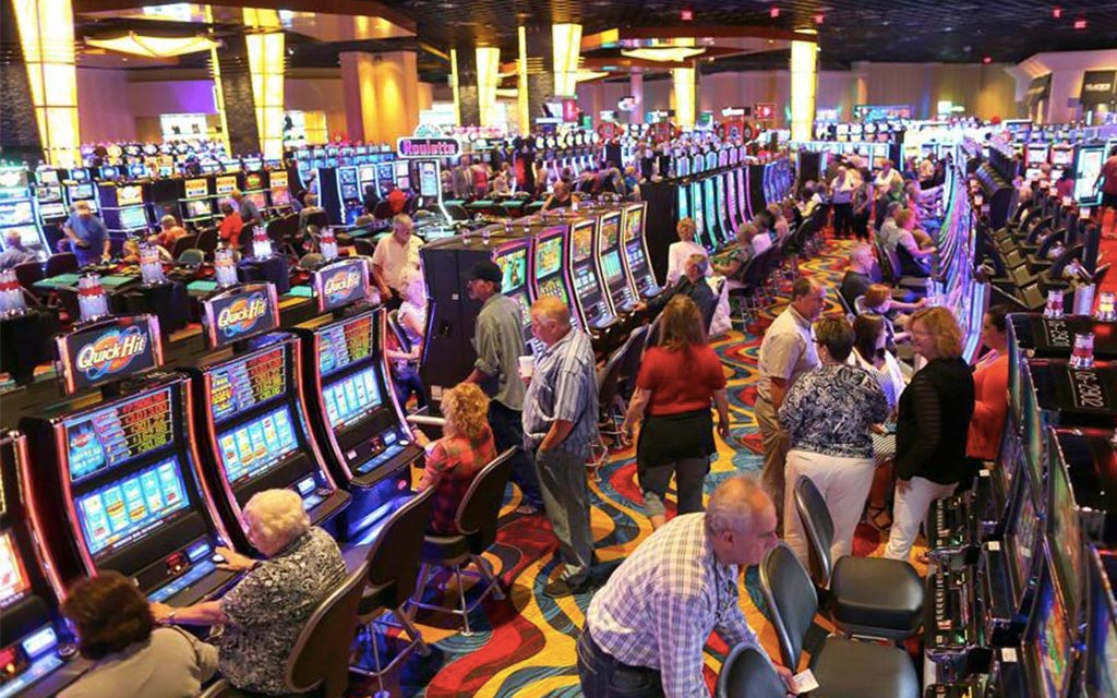 Eight Ways To Get Through To Your Casino