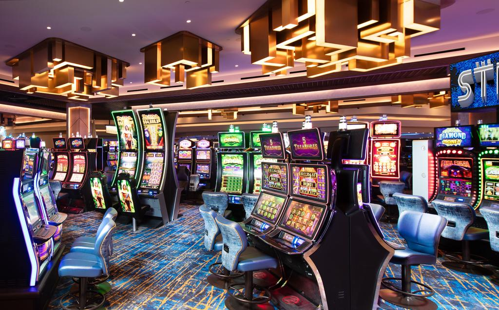 Casino – Learn how to Be Extra Productive?